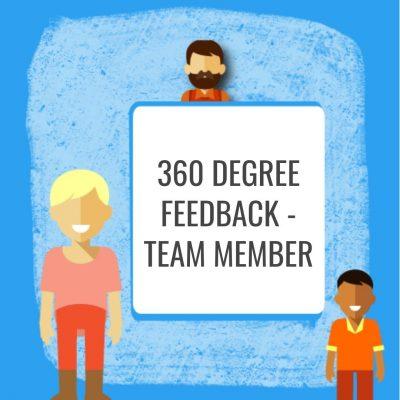 360 Degree Feedback – Team Member