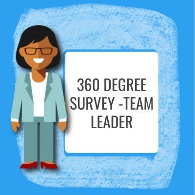 360 Degree Survey -Team Leader