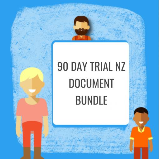 90 Day Trial NZ Document Bundle