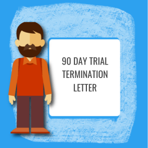 90 day trial termination letter