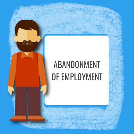 HR Documents for Abandonment of Employment