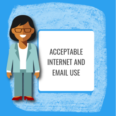 HR Documents - Acceptable Internet and Email Use
