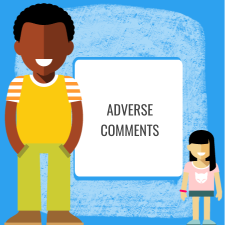 HR Documents for Employee Adverse Comments