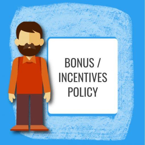 Bonus Incentives Policy