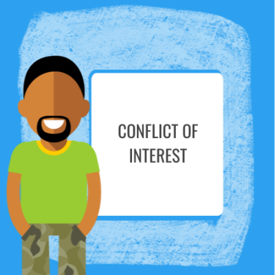HR Documents for Conflict of Interest