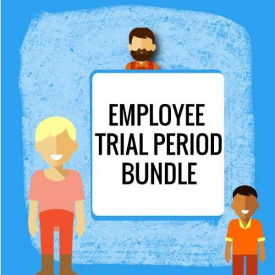 Employee Teial Period Bundle
