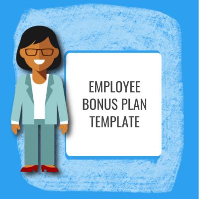 Employee Bonus Plan Template