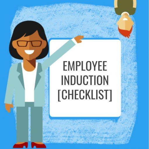 Employee Induction [Checklist]
