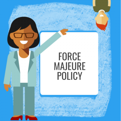 Force Majeure Policy