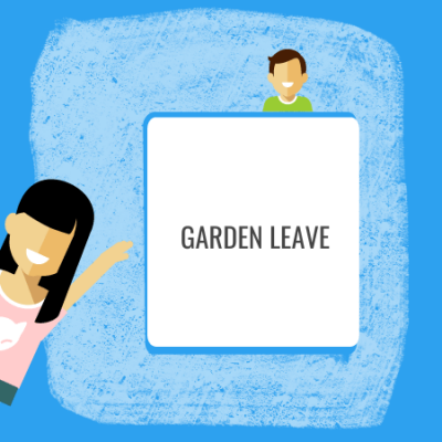 HR Documents for Garden Leave