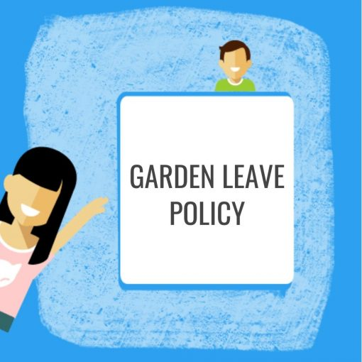 Garden Leave Policy