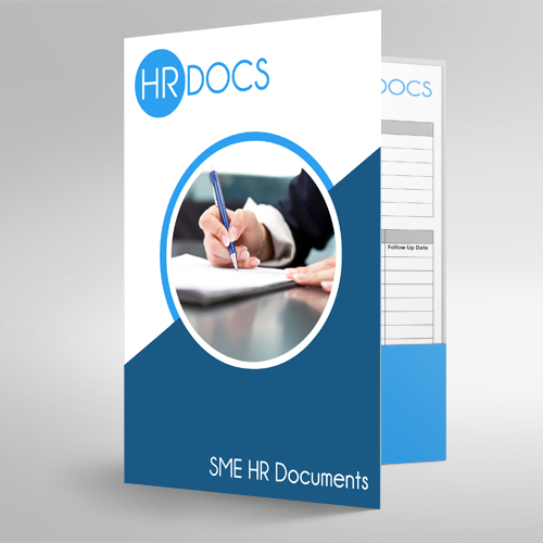 Human Resource Manual Template  Hr Docs