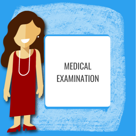 HR Documents for Employee Medical Examination