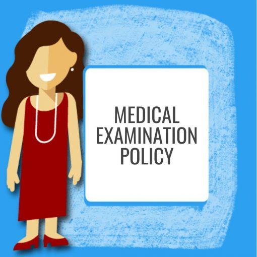 Medical Examination Policy