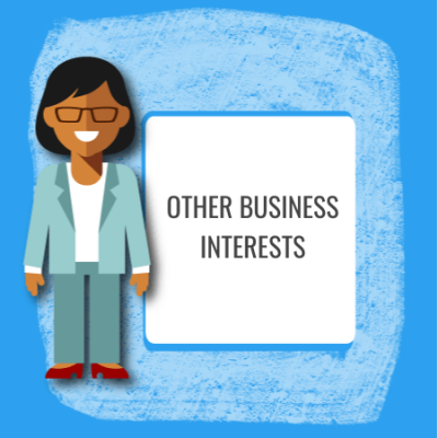 HR Documents for Employee Other Business Interests