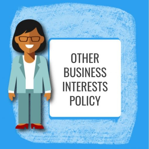 Other business Interests Policy