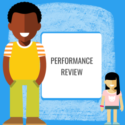 HR Documents for Employee Performance Review