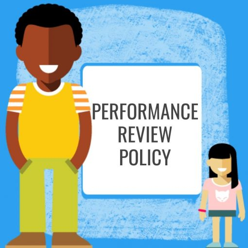 Performance Review Policy