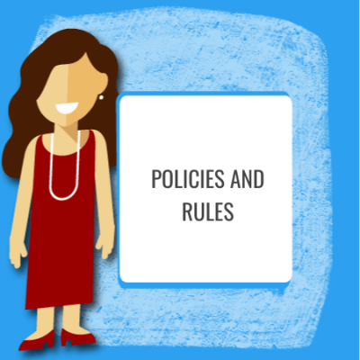 HR Documents - Policies and Rules
