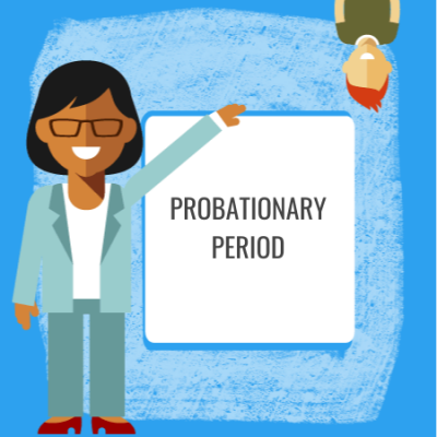 HR Documents for Employee Probationary Period