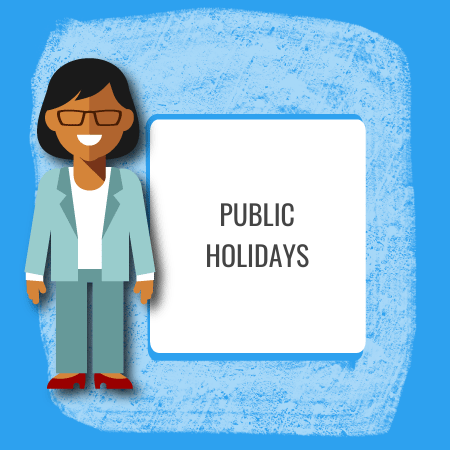 HR Documents for Public Holidays