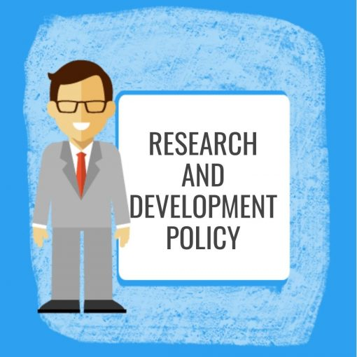 Research and Development Policy