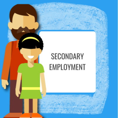 HR Documents for Employee Secondary Employment