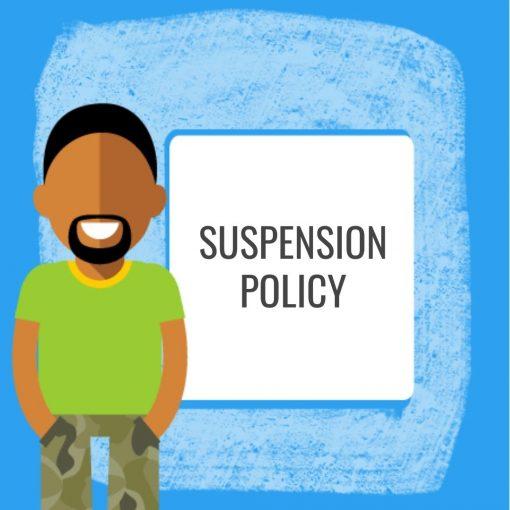 Suspension Policy