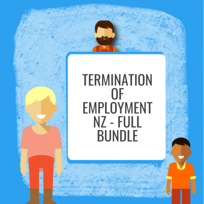 Termination of Employment NZ - Full Bundle