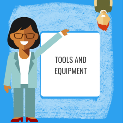 HR Documents for Tools & Equipment Use
