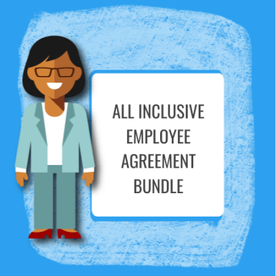 all inclusive employee agreement bundle