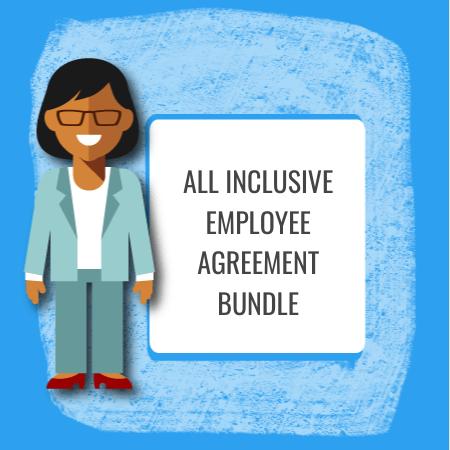all inclusive employee agreement bundle