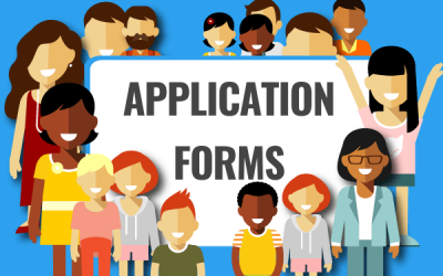 Application forms – What to include?