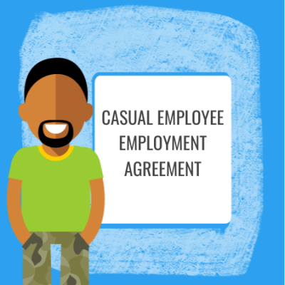 casual employee agreement