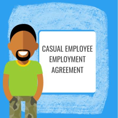 casual employee agreement
