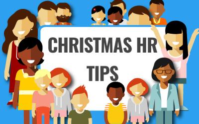 Christmas HR Tips