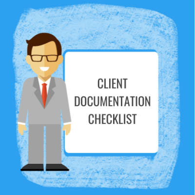 client documentation checklist