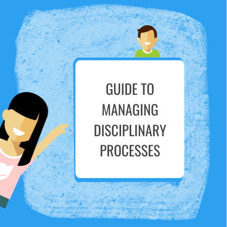 disciplinary process management