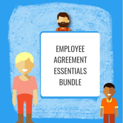 employee agreement essentials bundle