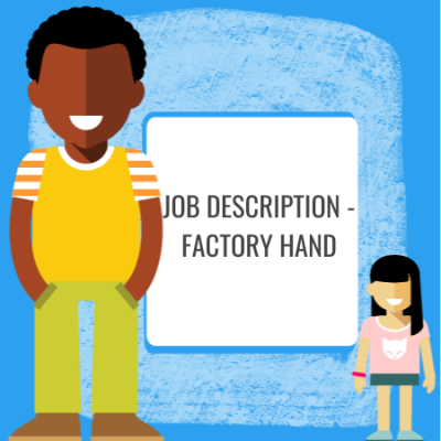 job description - factory hand