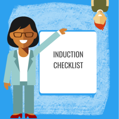 induction checklist