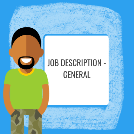 job description general