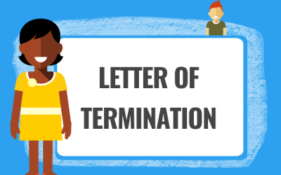 What Must Employers Include In A Letter Of Termination Within The 90 Day Trial Period.