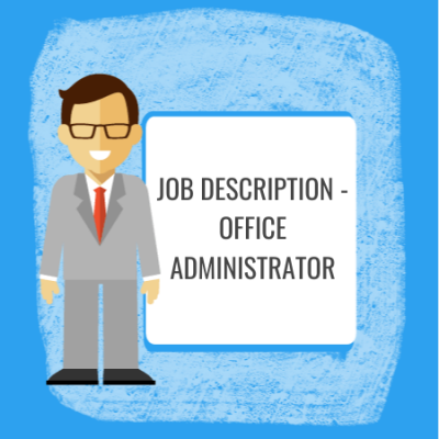 job description - office administrator