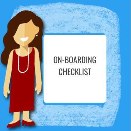 on-boarding checklist