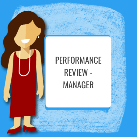 performance review - manager
