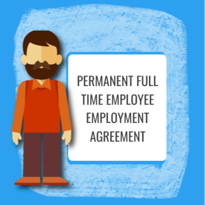 permanent full time employee employment agreement