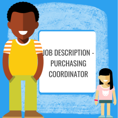 job description - purchasing coordinator