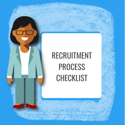 recruitment process checklist
