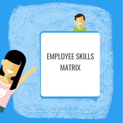 employee skills matrix